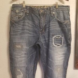 Express Jeans Denim